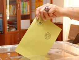 Seçimlerde çekimser oy kullanma