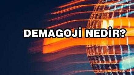 Demagoji Nedir?