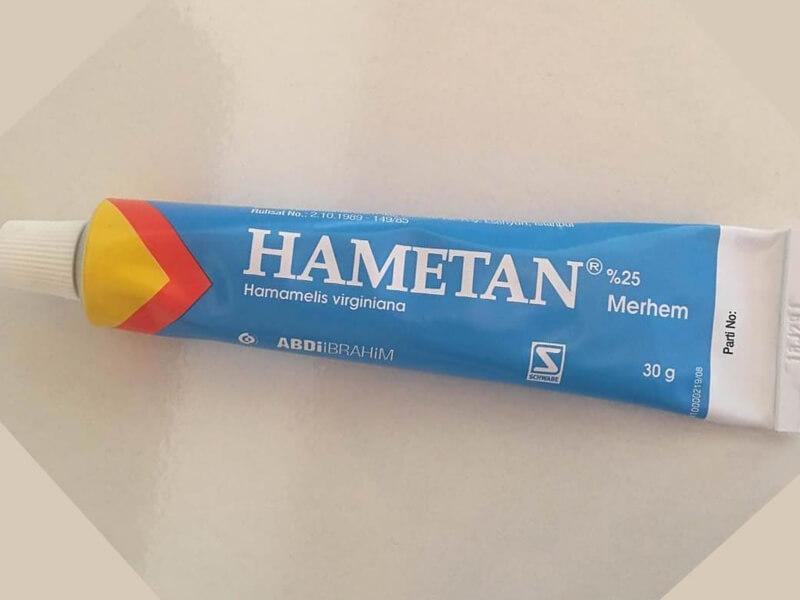 Hametan Krem Nedir ve Ne için Kullanılır?