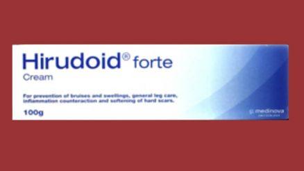 Hirudoid Forte Krem